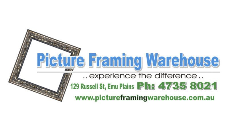 Picture Faming Warehouse Logo